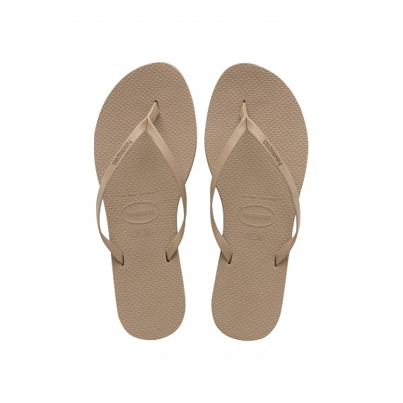 Havaianas You Rose Gold